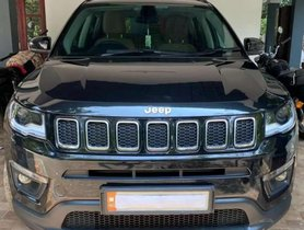 Used 2018 Jeep Compass MT for sale in Kottayam