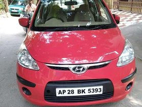 Used 2009 Hyundai i10 Sportz 1.2 MT for sale in Hyderabad