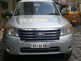 Ford Endeavour XLT TDCi 4X2 2010 MT for sale in Chennai