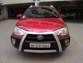Used 2014 Toyota Etios Cross MT for sale in Pune