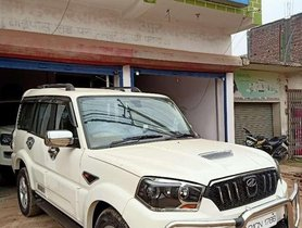 Mahindra Scorpio S10, 2015, Diesel MT for sale in Patna