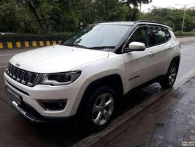 Jeep COMPASS Compass 2.0 Longitude, 2017, Petrol AT for sale