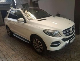 Used Mercedes Benz GLE 2018 AT for sale in Kochi