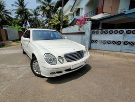 Used 2003 Mercedes Benz E Class MT for sale in Kozhikode