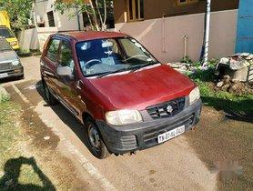 Used 2006 Maruti Suzuki Alto MT for sale in Chennai