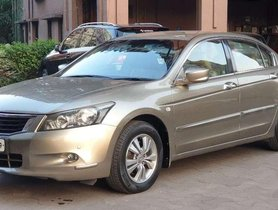 Used Honda Accord 2009 AT for sale in Kolkata