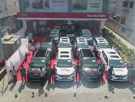 More Than Rs 2.5 Crore Worth Kia Carnival MPVs Sold By a Dealer in a Day