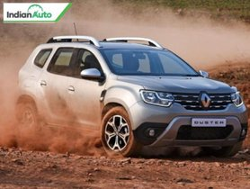 2020 Renault Duster Facelift Revealed, Not to be Sold in India