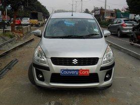 2013 Maruti Ertiga ZDI MT for sale in Bangalore