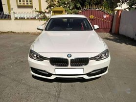 Used BMW 3 Series 2012 AT for sale in Chennai