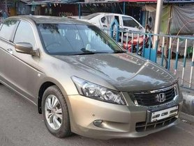 Used 2008 Honda Accord MT for sale in Kolkata