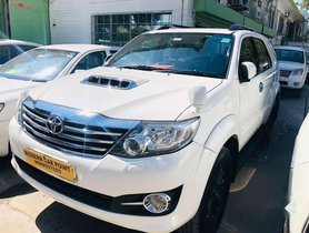 Toyota Fortuner 2.8 4X2 2015, Diesel AT for sale in Chandigarh