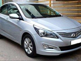 Hyundai Verna 1.6 CRDi SX, 2015, Diesel MT for sale in Chennai