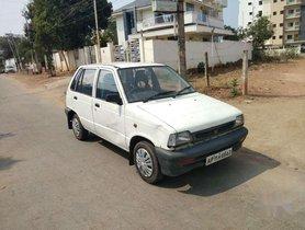 Used 2000 Maruti Suzuki 800 MT for sale in Rajahmundry