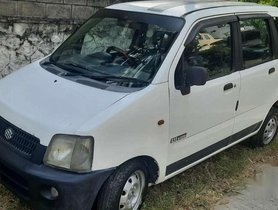 Maruti Suzuki Wagon R VXi BS-III, 2002, Petrol MT in Chennai
