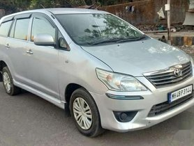 2013 Toyota Innova 2.5 GX 8 STR MT for sale in Mumbai