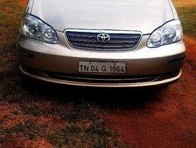 Toyota Corolla H5 1.8E, 2006, Petrol MT in Chennai
