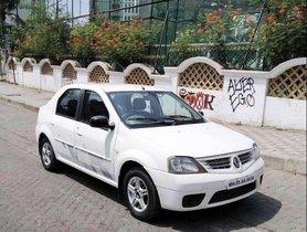 Mahindra Renault Logan CNG 2009 AT in Mumbai