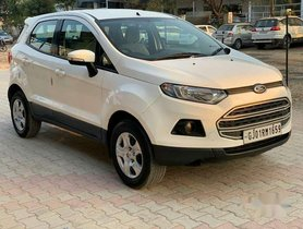 Used 2015 Ford EcoSport AT for sale in Ahmedabad