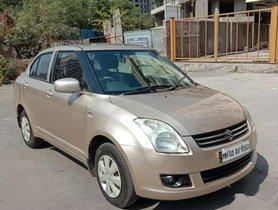 Maruti Suzuki Swift Dzire 2011 MT for sale in Mumbai