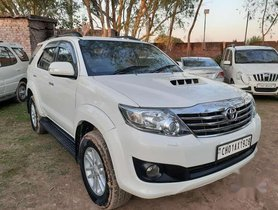Toyota Fortuner 3.0 4x2 Automatic, 2014, Diesel AT in Chandigarh
