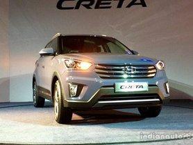 BSIV Hyundai Creta Available For A Big Bargain!