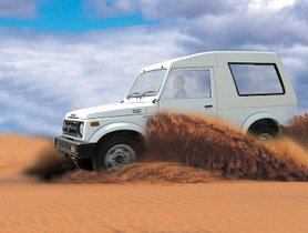 Maruti Gypsy Is Back In Production, 70 Units Delivered Last Month
