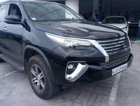 2018 Toyota Fortuner MT for sale in Ernakulam