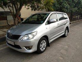 Toyota Innova 2.5 GX 7 STR BSIV 2013 MT in New Delhi
