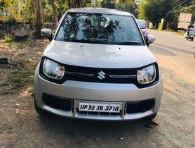 2017 Maruti Suzuki Ignis 1.2 Delta MT for sale in Lucknow