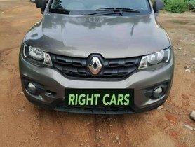 2015 Renault KWID MT for sale in Hyderabad