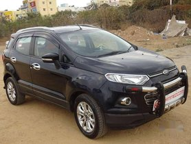 Used 2015 Ford EcoSport AT for sale in Hyderabad
