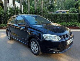 2012 Volkswagen Polo Diesel Comfortline 1.2L MT for sale in New Delhi
