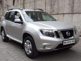 2014 Nissan Terrano MT for sale in Thane