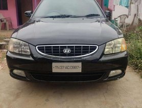 Hyundai Accent GLE 2003 MT for sale in Tiruppur