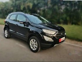 2018 Ford EcoSport AT for sale in Hyderabad