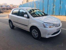 Toyota Etios G, 2012, Diesel MT in Ahmedabad