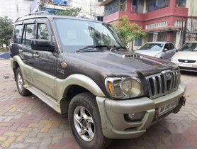 Mahindra Scorpio VLX 2WD BS-IV, 2010, Diesel MT in Kolkata