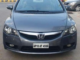 Used 2010 Honda Civic AT for sale in Hyderabad