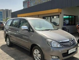 2009 Toyota Innova MT for sale in Ahmedabad