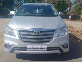 2015 Toyota Innova 2004-2011 MT for sale in Nashik