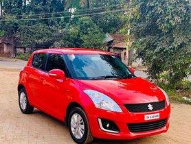 Used 2017 Maruti Suzuki Swift ZDI AT for sale in Madurai