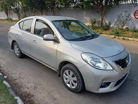 2015 Nissan Sunny 2011-2014 XL Special Edition AT in New Delhi