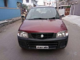 Used 2010 Maruti Suzuki Alto MT for sale in Coimbatore