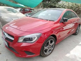 Mercedes-Benz CLA-Class 200 2016, Petrol AT in Gurgaon