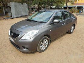 Used 2013 Nissan Sunny XV Diesel MT for sale in Chennai