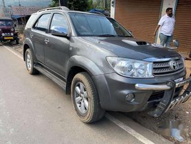 Used 2010 Toyota Fortuner 4x2 Manual  MT for sale in Chennai