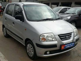 Hyundai Santro Xing GLS 2009 MT for sale in Hyderabad