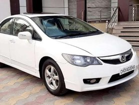 Honda Civic 1.8V 2011, Petrol MT for sale in Chandigarh