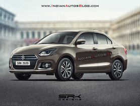 This is What the 2020 Maruti Dzire Facelift Could Look Like